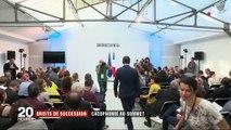 Droits de succession : Emmanuel Macron répond fermement à Christophe Castaner