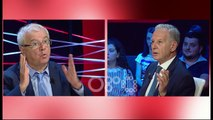"""Ora News - """"Deti"""", Ngjela: Çeçua ka biçak! Ata që sundojnë botën se lënë Greqinë të dalë në Otranto"""