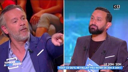Équipes De Caméra Les Quoztube Piège Cachée Tpmp Castaldi Benjamin qvZ4wXZY