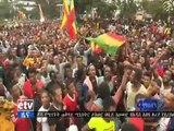 Ethiopia    ዛሬ አዲስ አበባ ላይ ትልቅ ሰልፍ -  Addis Ababa Ethiopia