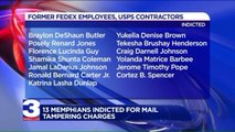 Former FedEx, Postal Employees Accused of Stealing from Packages