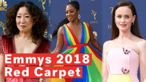 2018 Emmys Red Carpet Highlights: Best And Worst Dressed Celebrities