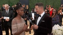 Letitia Wright Talks Frustrating Fan Encounters at 2018 Emmys