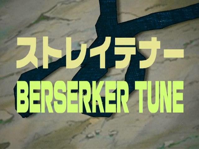 Straightener - BERSERKER TUNE