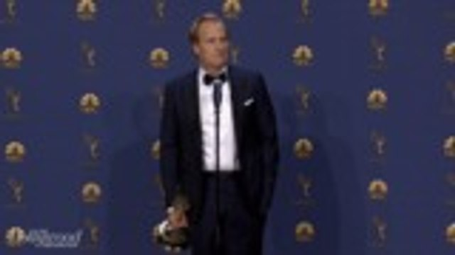 """Jeff Daniels Says Meryl Streep Taught Him to """"Leave a Lot to Chance"""" When Acting   Emmys 2018"""