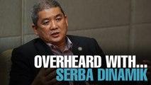 OVERHEARD WITH… Serba Dinamik's Datuk Dr Abdul Karim