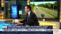 """Les """"cartels des camions"""", un dossier sans précédent pour le droit de la concurrence en Europe - 18/09"""