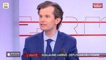 Invité : Guillaume Larrivé - Territoires d'infos (18/09/2018)