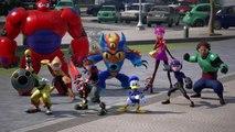 Kingdom Hearts 3 - Trailer Les Nouveaux héros TGS 2018 (Version longue)