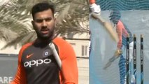 Asia Cup: Team India sweat it out ahead of their First match against Hong Kong | Oneindia News