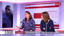 Affaire Benalla : « cela a traduit une méfiance d'Emmanuel Macron à l'égard de l'Etat » affirme Guillaume Larrivé