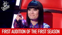 The Voice | FIRST Blind Audition of the FIRST season