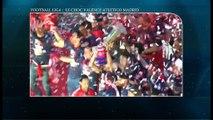 Football: Liga, le choc Valence-Atletico