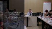 Questions à Franck LACHAIZE (Triodos) - Finance durable - cese