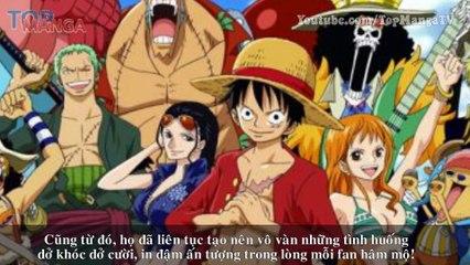 Top 5 ông thánh tán gái siêu bựa trong thế giới Manga