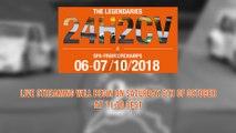 24H2CV Spa-Francorchamps 2018 [LIVE]