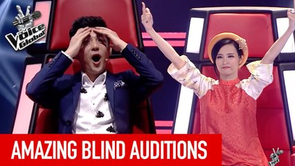 The Voice Kids   AMAZING Blind Auditions [PART 2]