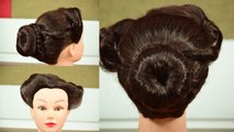 How To Make Juda Hairstyle At Home Video Dailymotion