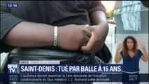 """Fusillade à Saint-Denis: """"Nous avons cru que c'était des pétards puis on a vu que c'était des pistolets"""" explique une habitante"""