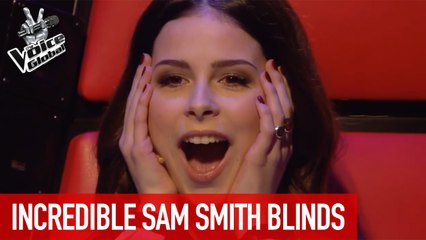 THE VOICE KIDS   INCREDIBLE SAM SMITH BLIND AUDITIONS