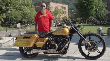 Baggers Build-Off: Josh Rundlett's Road King