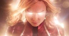 Captain Marvel - Première bande-annonce (VOST)