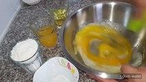 مطبخ ام وليد كيكة الفواكه السريعة المنعشة