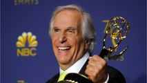 Henry Winkler Excited To Win First Emmy Award