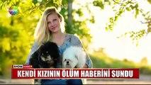 Ünlü haber spikeri canlı yayında kızının ölüm haberini sundu