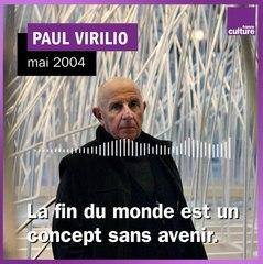Vidéo de Paul Virilio