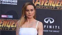 Captain Marvel Trailer Gives Us A Sneak Peek Of Brie Larson As The Captain