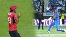 India VS Hong Kong Asia Cup 2018: Shikhar Dhawan out for 127 by Kinchit Shah| वनइंडिया हिंदी