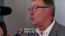 Pierre Cuny, le maire de Thionville, s'exprime sur la possibilité d'accueillir le Tour de France