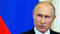 Putin Backs Off Israel
