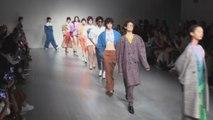 La coreana Pushbutton se abre al mercado británico en la Semana de la Moda de Londres