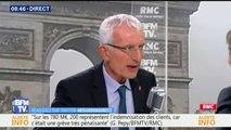 En 2020, tous les TER et RER seront équipés du wifi, annonce Guillaume Pépy, président de la SNCF
