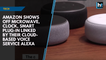 Amazon shows off microwave, clock, smart plug-in linked by their cloud-based voice service Alexa