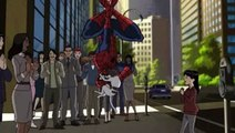 Ultimate Spider-Man Web Warriors S04E01 - Hydra Attacks [pt1]