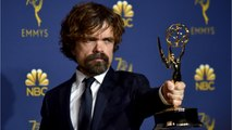 Peter Dinklage Wins Emmy Award For Game Of Thrones