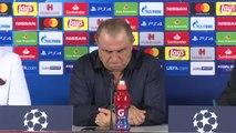 Galatasaray - Lokomotiv Moskova Maçının Ardından - Galatasaray Teknik Direktörü Fatih Terim(2)
