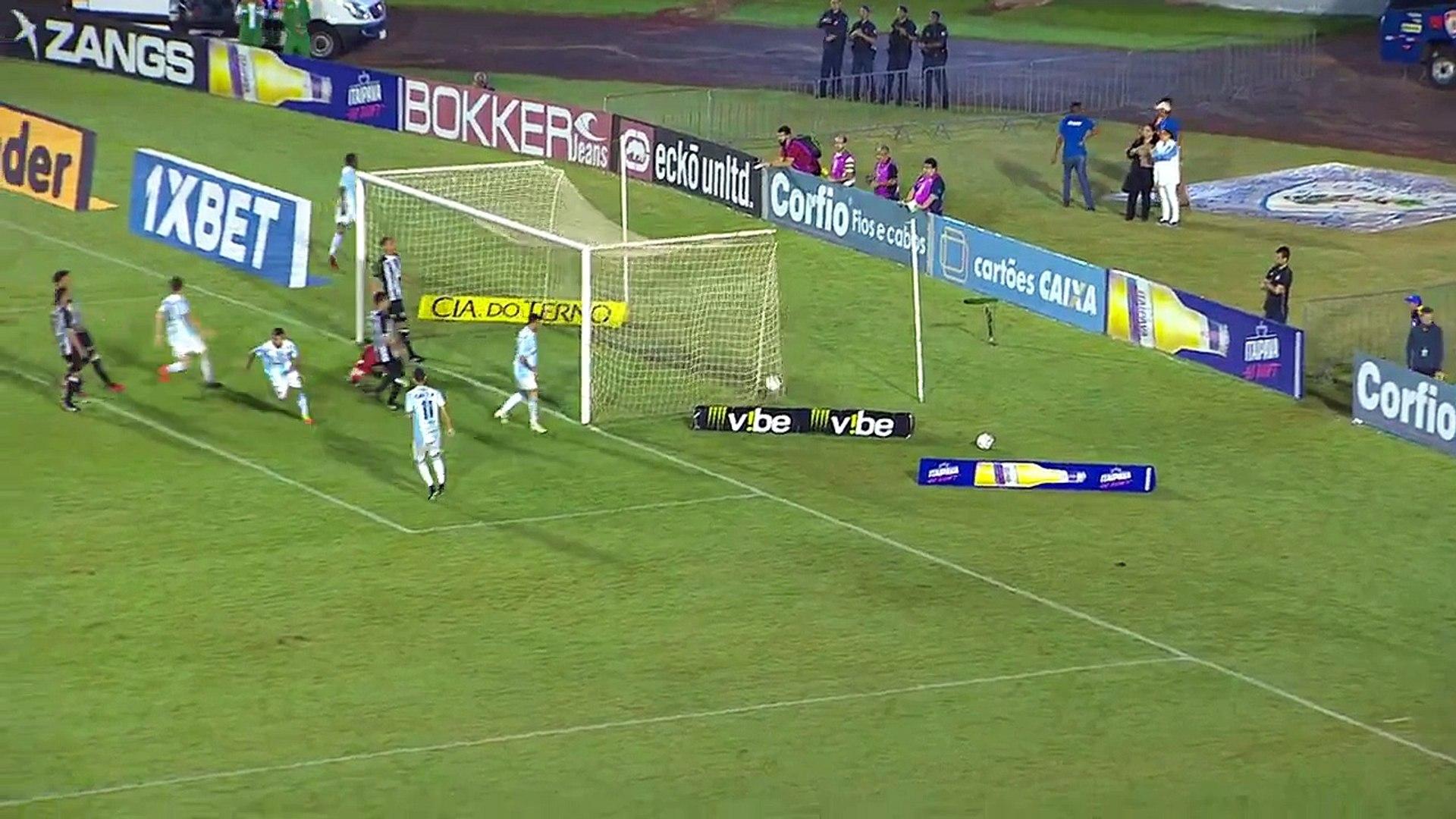 [GOL DE FELIPE] Londrina 2 x 0 Figueirense - Série B 2018