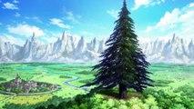 Sword Art Online –Alicization– PV #2