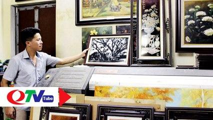 Đinh Công Tuyến - Chàng họa sĩ say mê nghề giáo - QTV