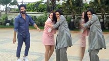 Shahid Kapoor makes fun of Shraddha Kapoor & Yami during Batti Gul Meter Chalu promotion |FilmiBeat