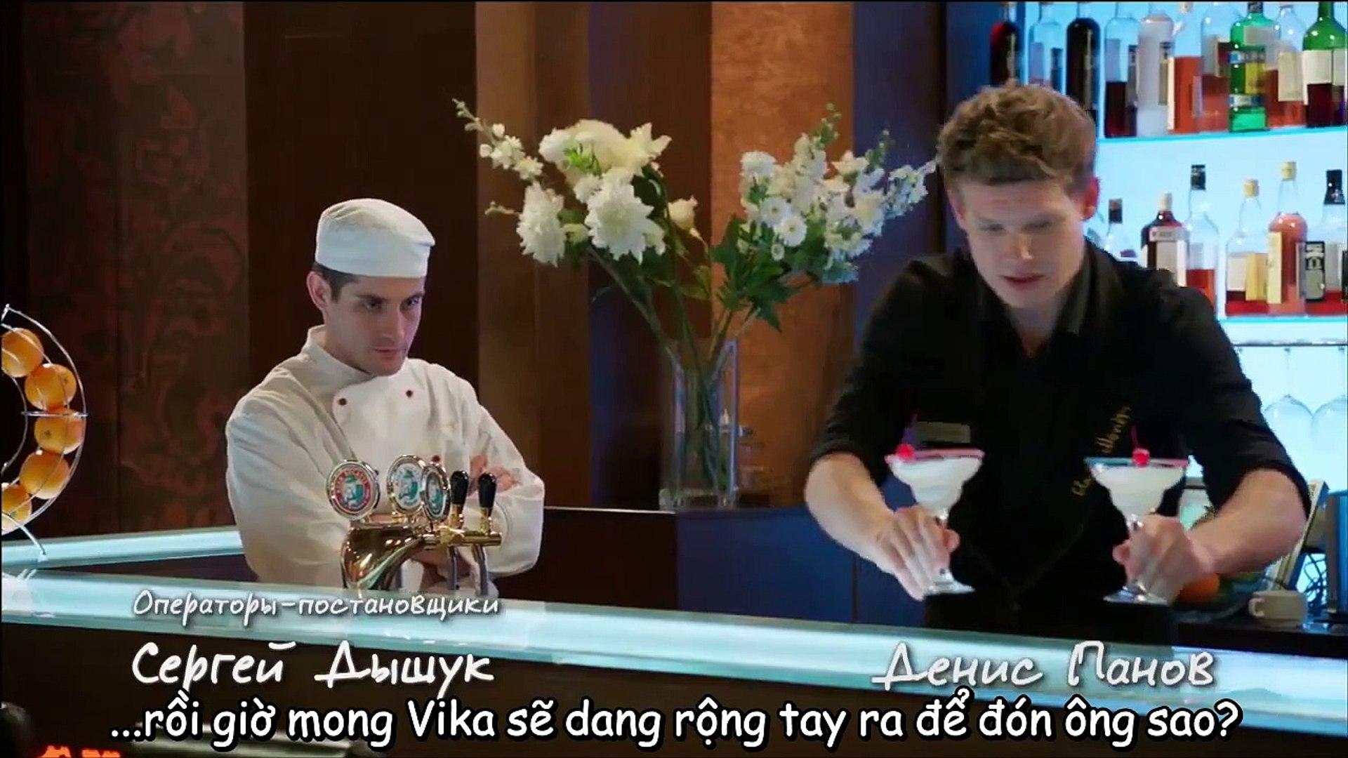 Tập 21 Kitchen - Nhà Bếp (hài Nga) (Кухня (телесериал)) 2012 HD-VietSub
