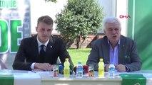 Spor Bursaspor, Genç Kaptanı Ertuğrul Ersoy ile Sözleşme Uzattı