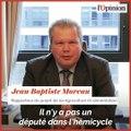 Jean-Baptiste Moreau (LREM): «Nous sortirons du glyphosate d'ici à trois ans, mais pour ça, pas besoin de la loi»