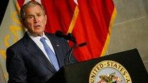 Μήνυμα του Τζόρτζ Μπους, προς τους πολίτες της πΓΔΜ