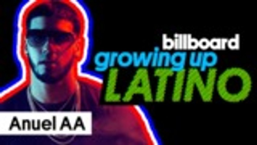 Anuel AA Talks Favorite Puerto Rican Dance Moves, Foods & More  | Growing Up Latino