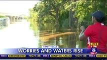 President Trump Visits Carolinas to See Hurricane Florence Damage